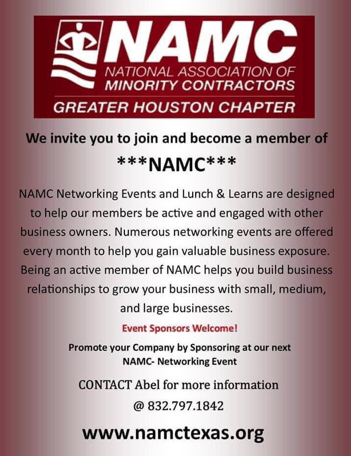 Join NAMC