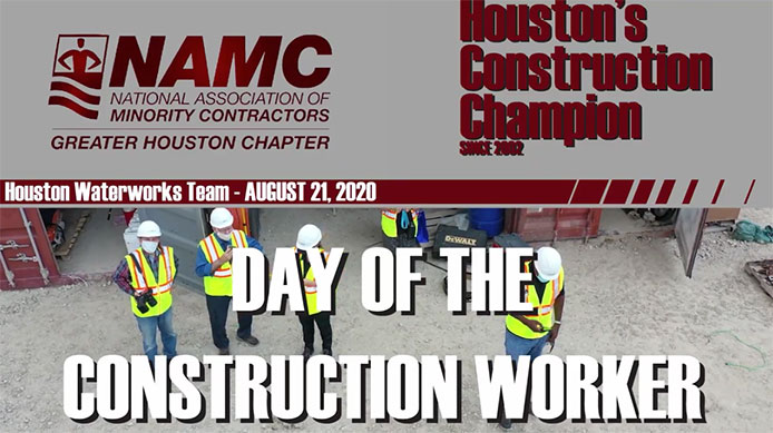 Day Of The Construction Workers