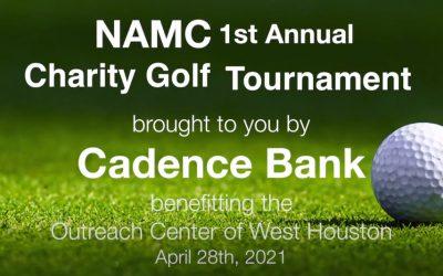 1st NAMC Golf Tournament