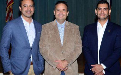 New NAMC Houston Board Officers